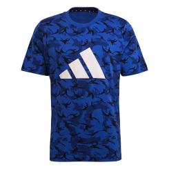 M Fi Camouflage T-Shirt