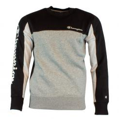Crewneck Color B Logo Sweatshirt