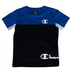 Crewneck Hüftlogo T-Shirt Kinder