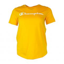 Crewneck T-Shirt Big Logo Damen