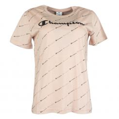Crewneck T-Shirt Damen