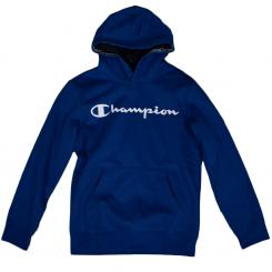 Hooded Big Logo Sweatshirt Kinder