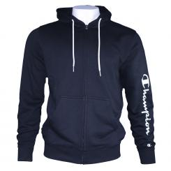 Hooded Full Zip Sweatjacke