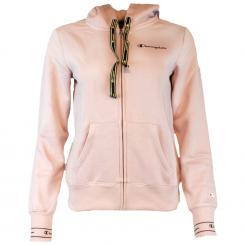 Hooded Full Zip Sweatjacke Damen