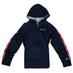 Hooded Full Zip Sweatshirt Kinder