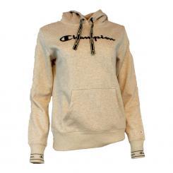 Hooded Sweatshirt Big Logo Damen