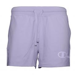 Regular Fit Logo Print Short Damen