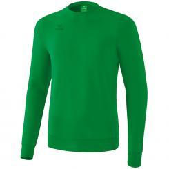 Basic Sweatshirt Herren