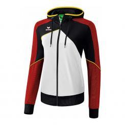 Premium One 2.0 Trainingsjacke mit Kapuze Damen