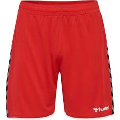 Authentic Poly Short