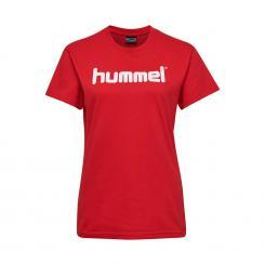 Go Logo T-Shirt Damen