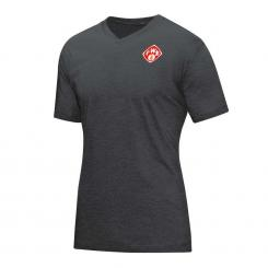 Würzburger Kickers T-Shirt V-Neck Herren