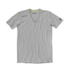 Core Baumwoll T-Shirt V-Kragen Herren
