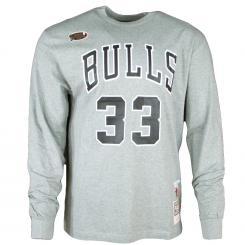 Chicago Bulls Nummerprint T-Shirt