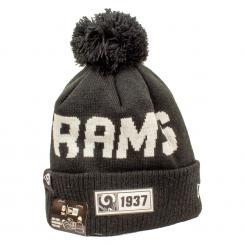 Bommelmütze Los Angeles Rams