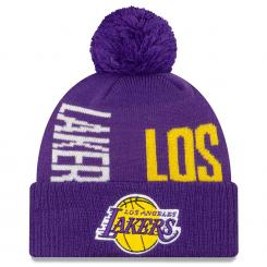 Tipoff Series LA Lakers Wintermütze