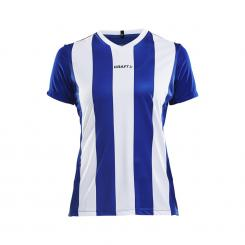 Progress Stripe Trikot Kurzarm Damen