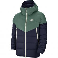 Down Fill Windrunner HD Jacke