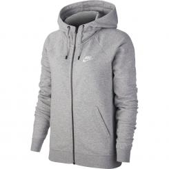 Essentials Fullzip Fleece Hoody Damen