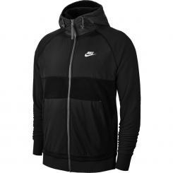 Nike Sportswear Men's Full Zip Fleece Hoodie team redgym redlt photo bluewhite BV3592 677