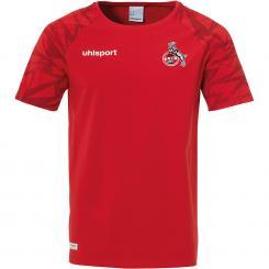 1. FC Köln Goal 24 Ausgeh T-Shirt 2021/2022 Kinder