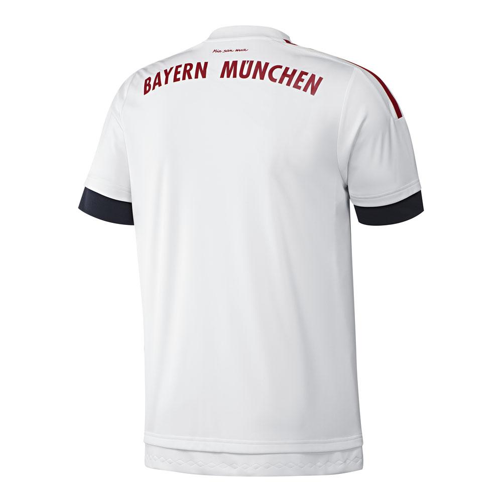 Teamsport Philipp Adidas Fc Bayern München Auswärtstrikot 2015