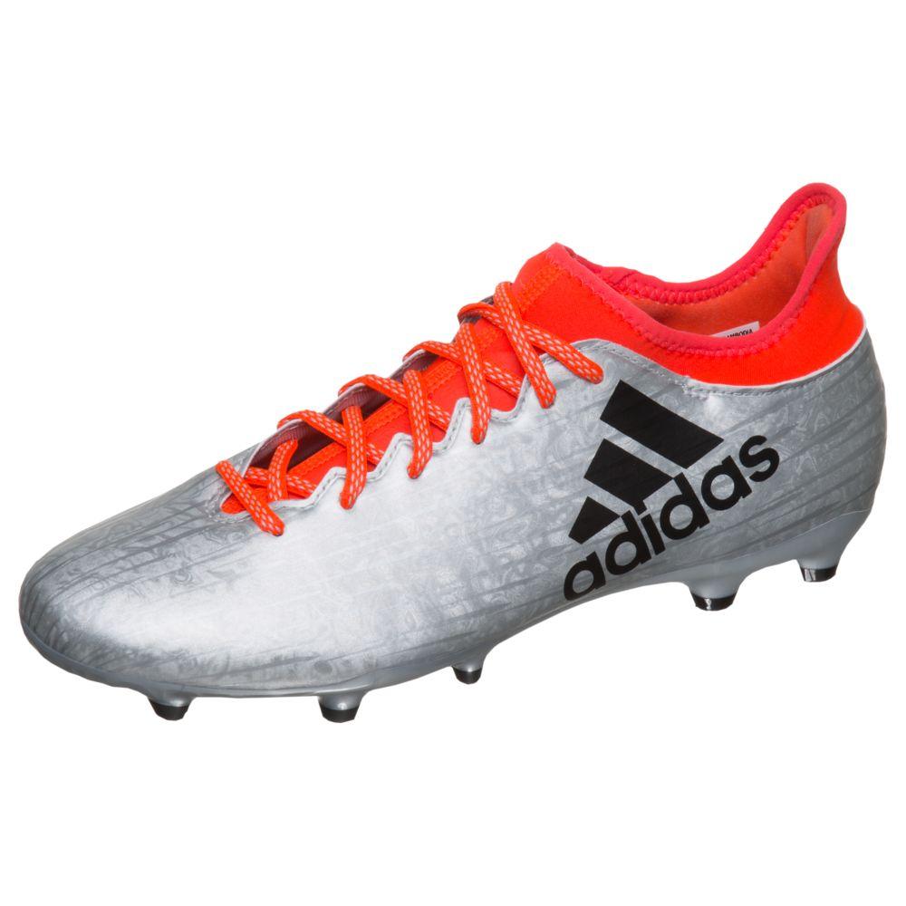 Adidas X Günstig Kaufen Geschäft Adidas X 16.3 Indoor Herren Schuhe Fußball 2017 Weiß Schwarz Rot