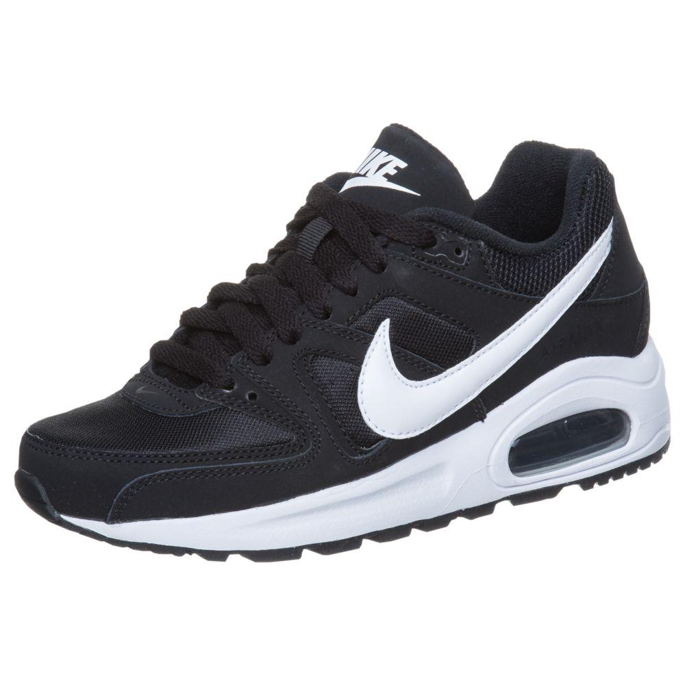 Nike Air Max Command Flex (GS) Boys' Running Shoe blackwhite white 844346 011