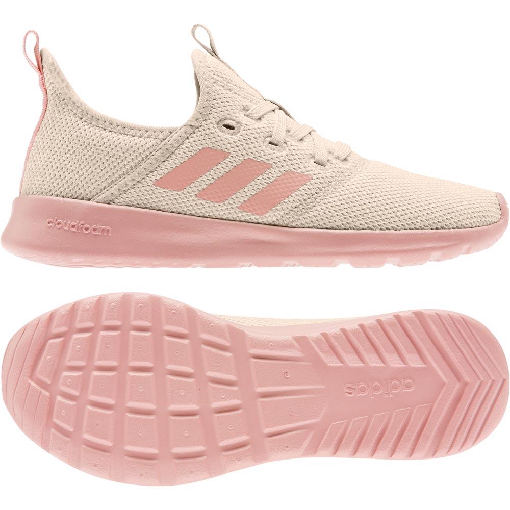 adidas cloudfoam pure damen rosa