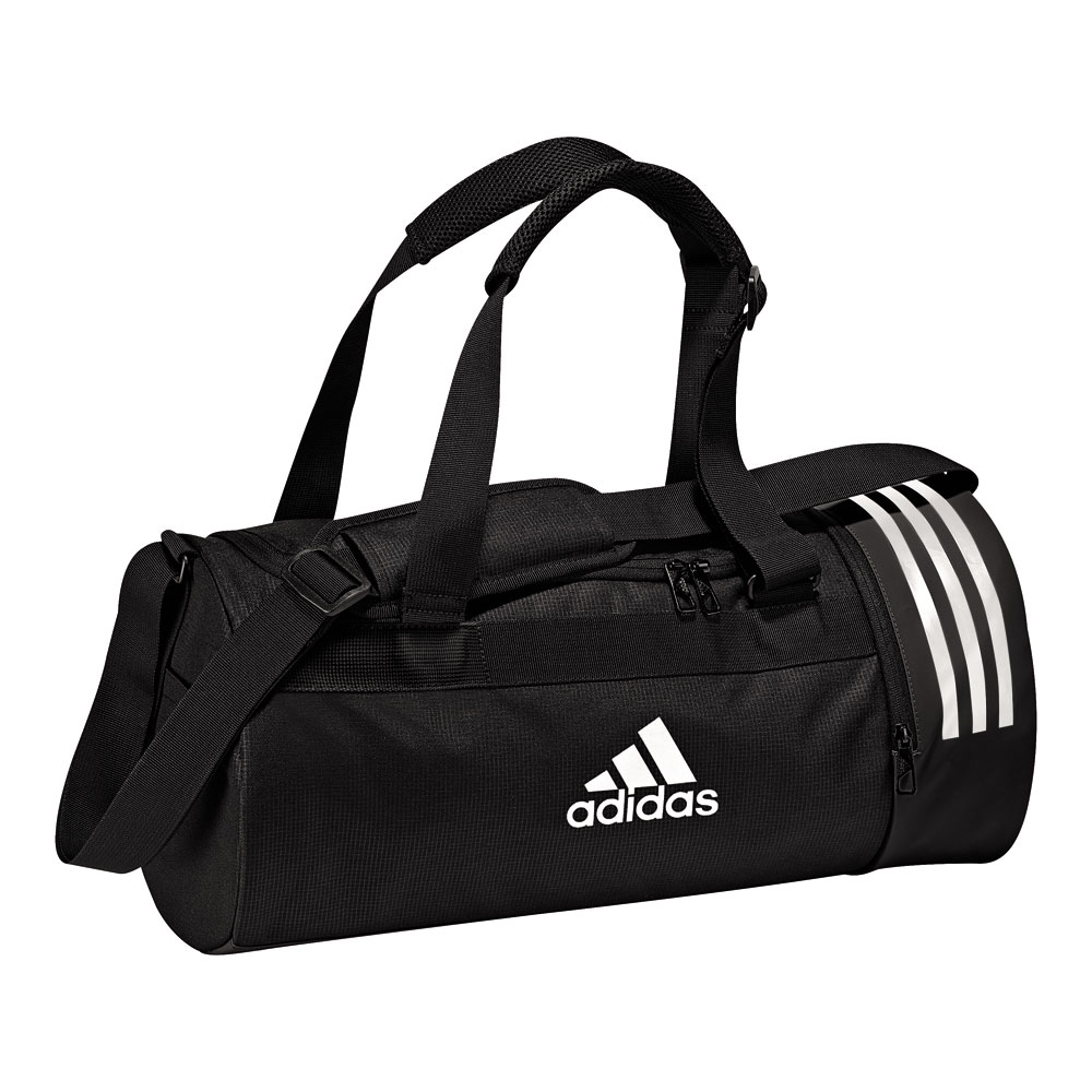 adidas tasche core training sporttasche s schwarz herren. Black Bedroom Furniture Sets. Home Design Ideas