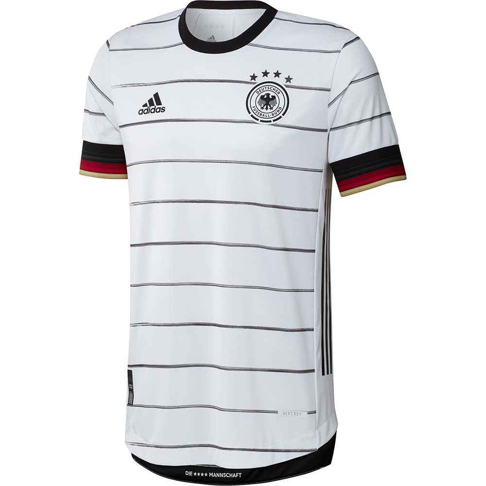 adidas DFB Heimtrikot Authentic Weiß | adidas Deutschland