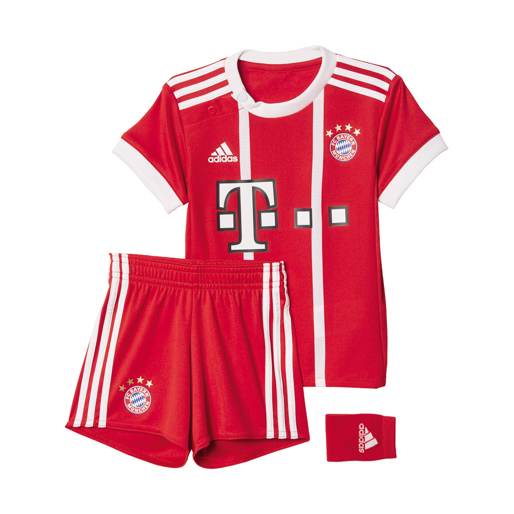 Teamsport Philipp Adidas Fc Bayern München Heimtrikot 20172018