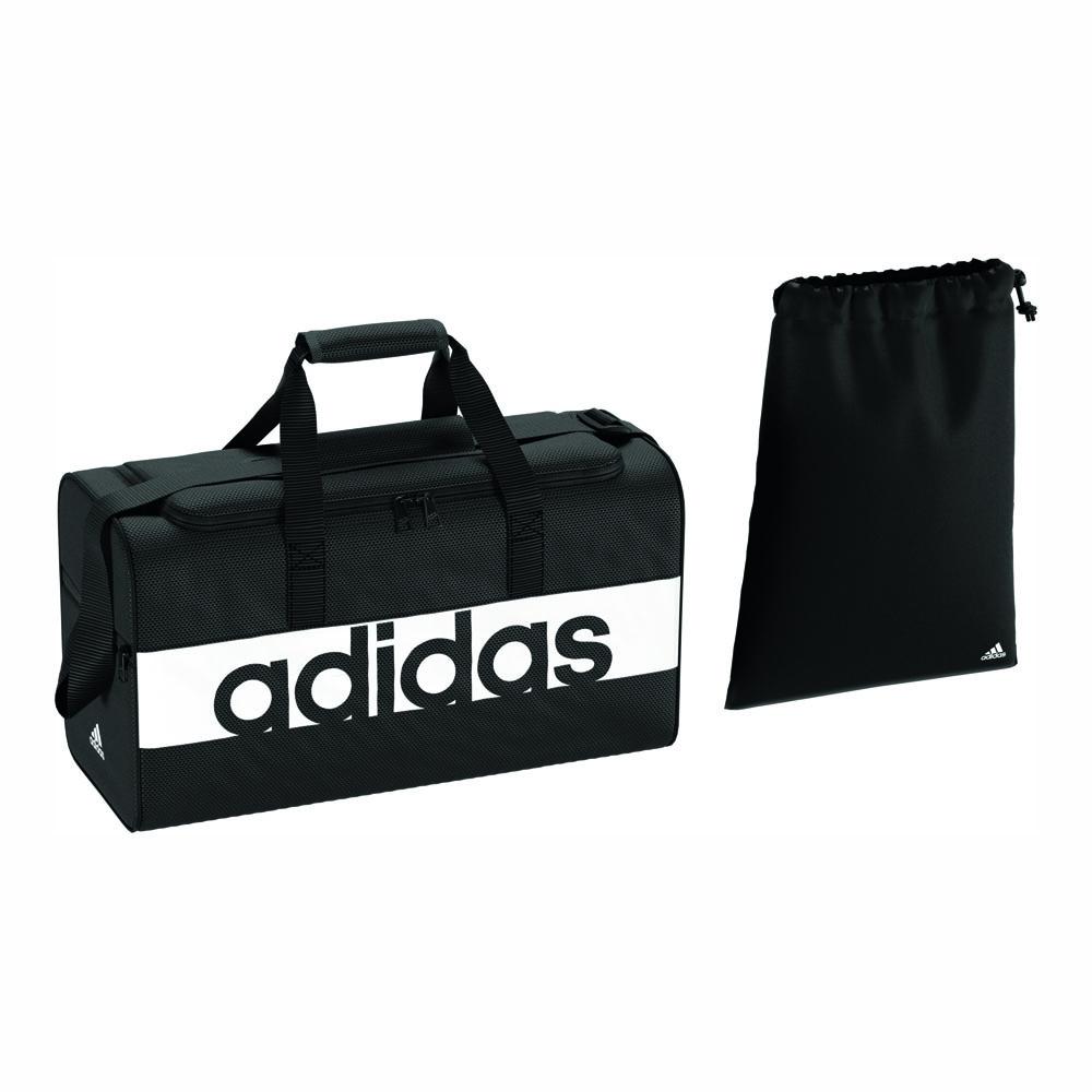 adidas tasche linear performance teambag s schwarz herren. Black Bedroom Furniture Sets. Home Design Ideas