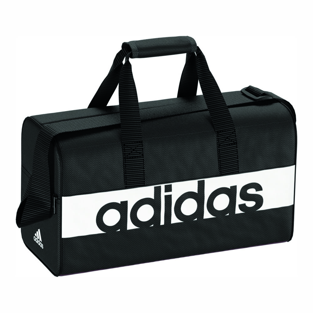 adidas tasche linear performance teambag xs schwarz herren. Black Bedroom Furniture Sets. Home Design Ideas