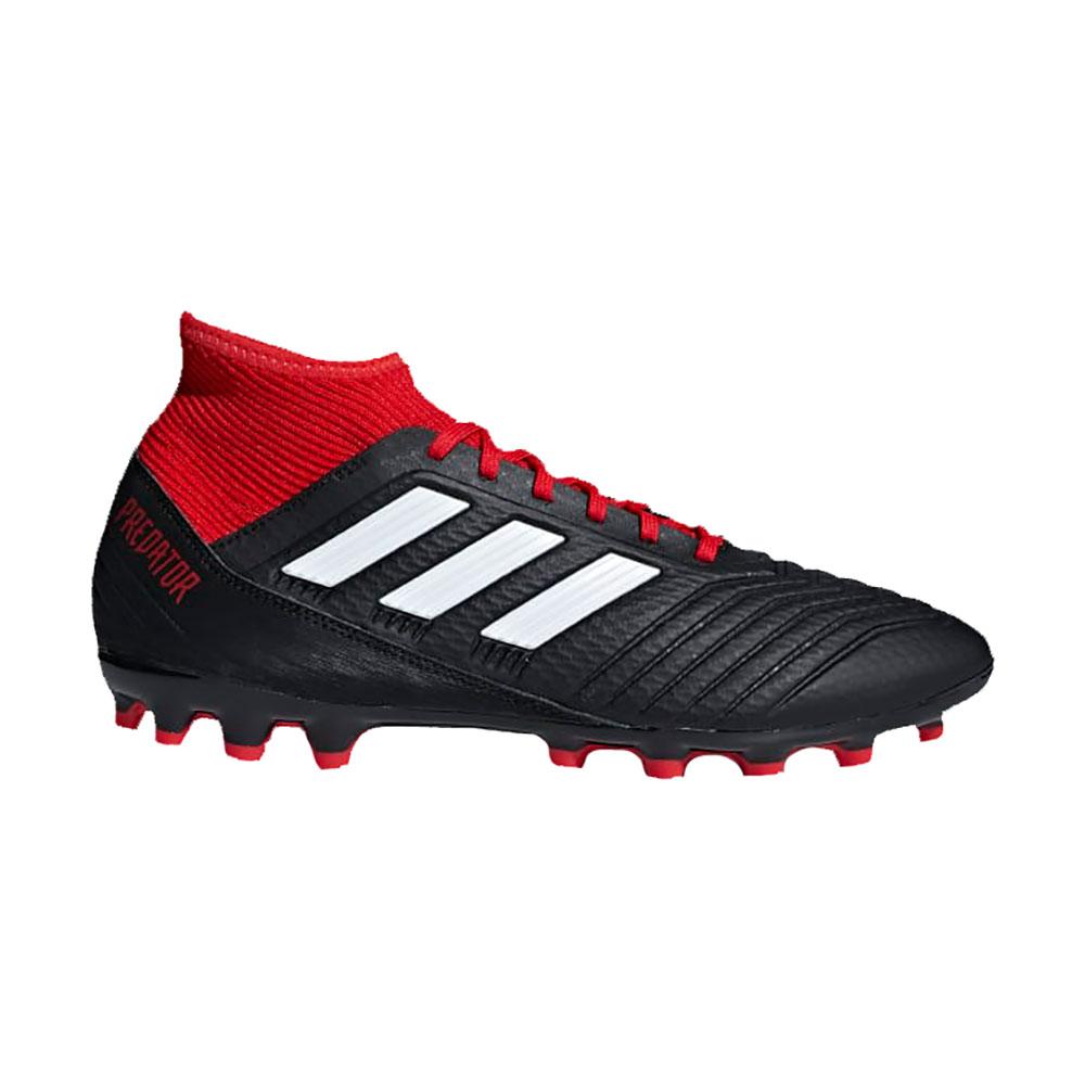 adidas Predator 18.3 Herren Fußballschuhe FG Primemesh schwarz 39 13
