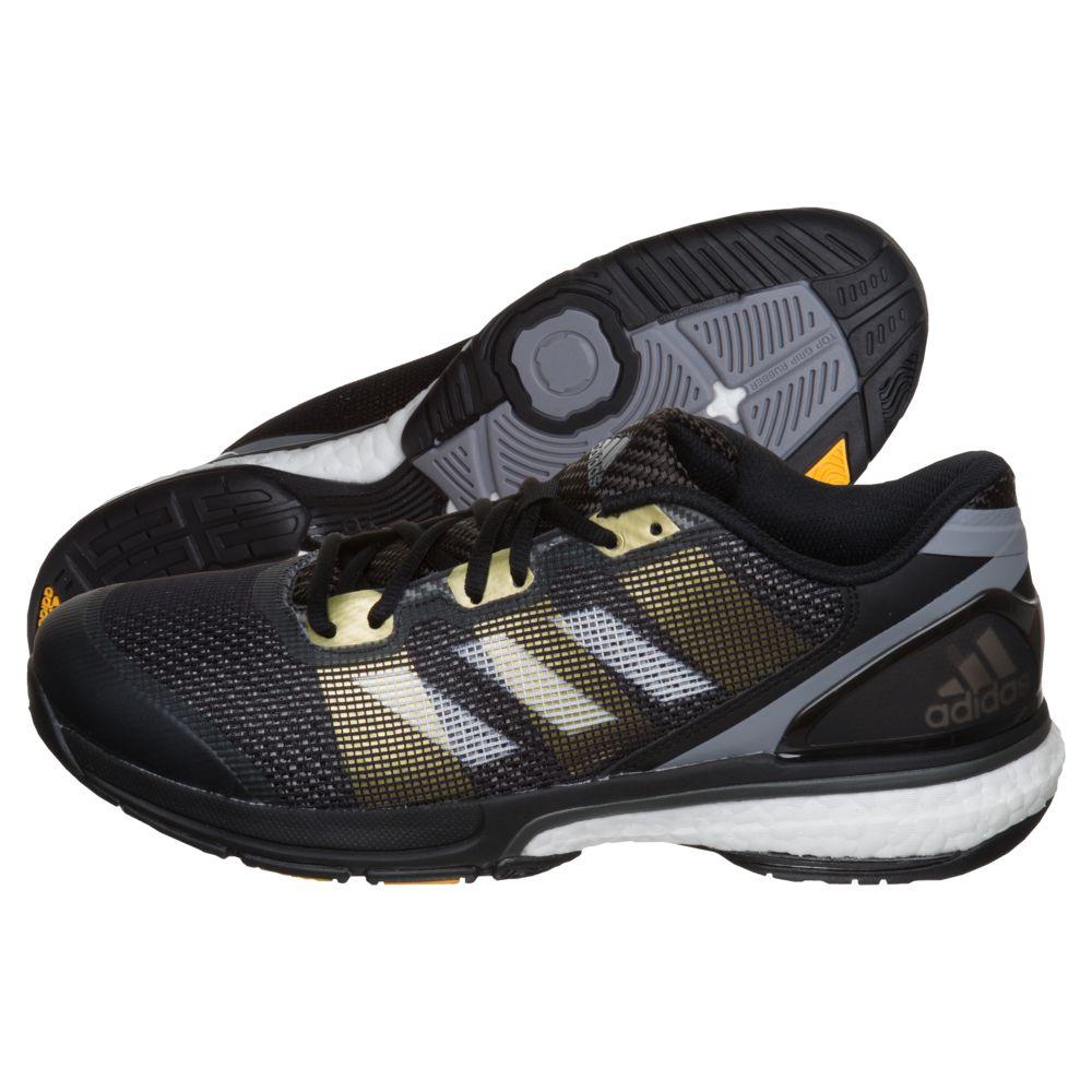 adidas handballschuhe stabil boost ii schwarz herren. Black Bedroom Furniture Sets. Home Design Ideas