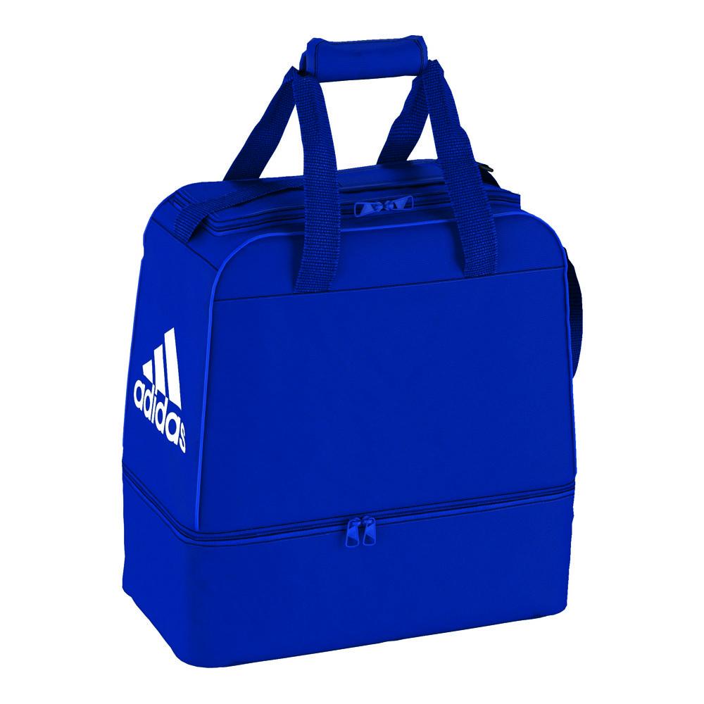 adidas tasche teambag mit bodenfach m blau kinder damen. Black Bedroom Furniture Sets. Home Design Ideas