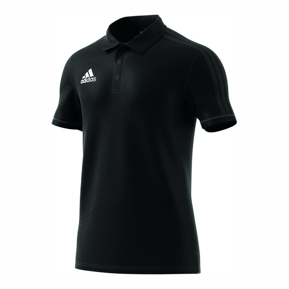 Adidas Tiro 17 Herren Training Trikot schwarz dark grey weiß
