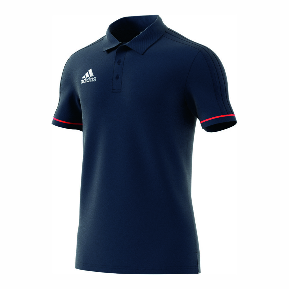 adidas Tiro 17 Herren Poloshirt bis L für 15,95€ (statt 21€)