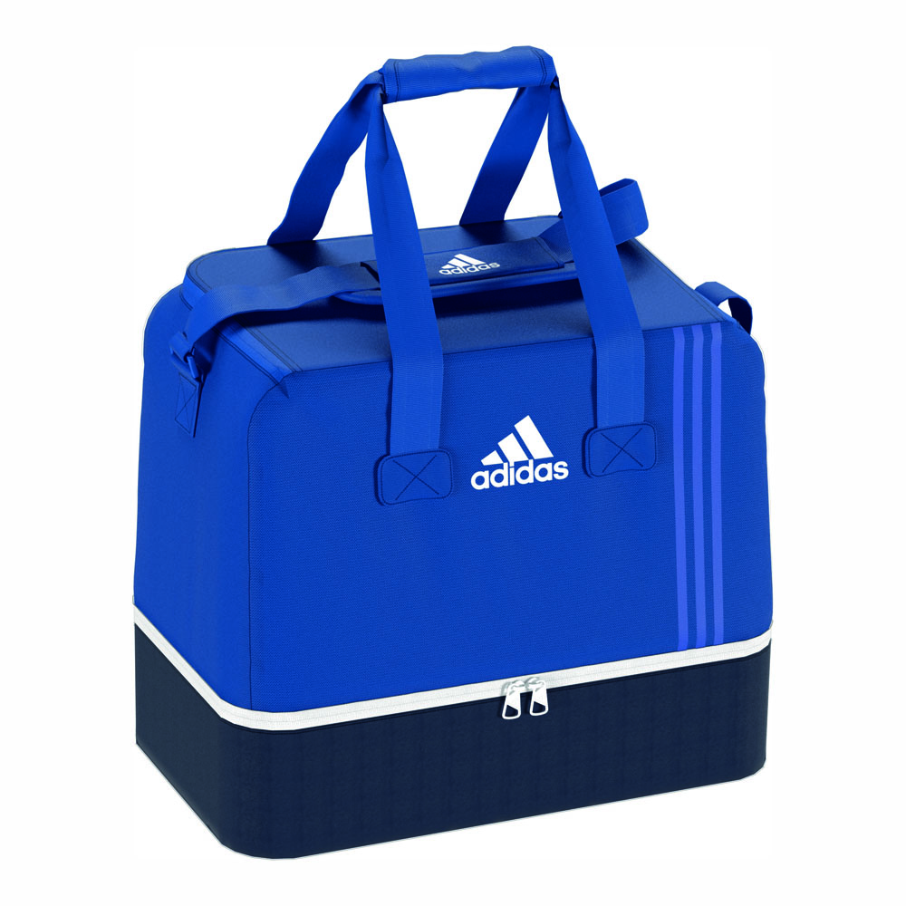adidas tasche tiro 17 sporttasche m bodenfach s blau. Black Bedroom Furniture Sets. Home Design Ideas