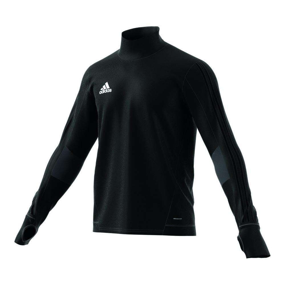 adidas pullover tiro 17 training top schwarz herren bk0292 neu ovp ebay. Black Bedroom Furniture Sets. Home Design Ideas