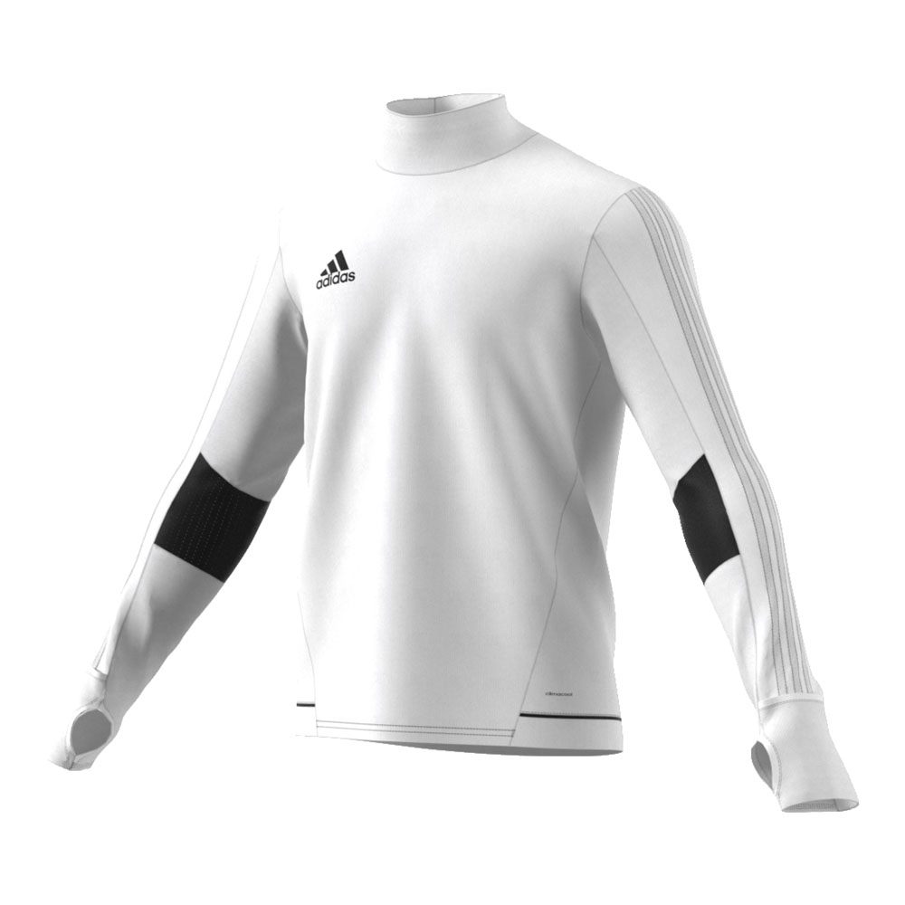 adidas pullover tiro 17 training top weiss herren bq2737 neu ovp ebay. Black Bedroom Furniture Sets. Home Design Ideas
