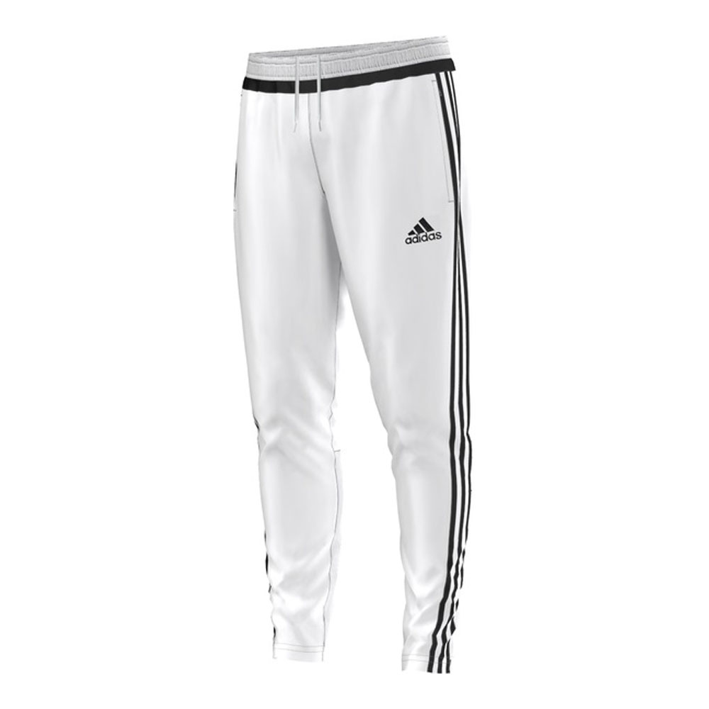 adidas hose training pant tiro 15 weiss herren s91658. Black Bedroom Furniture Sets. Home Design Ideas