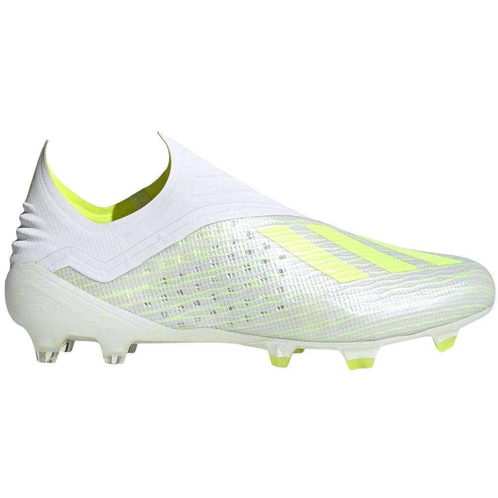 Details Zu Adidas Fussballschuhe X 18 Fg Weiss Herren Bb9338 Neu Ovp