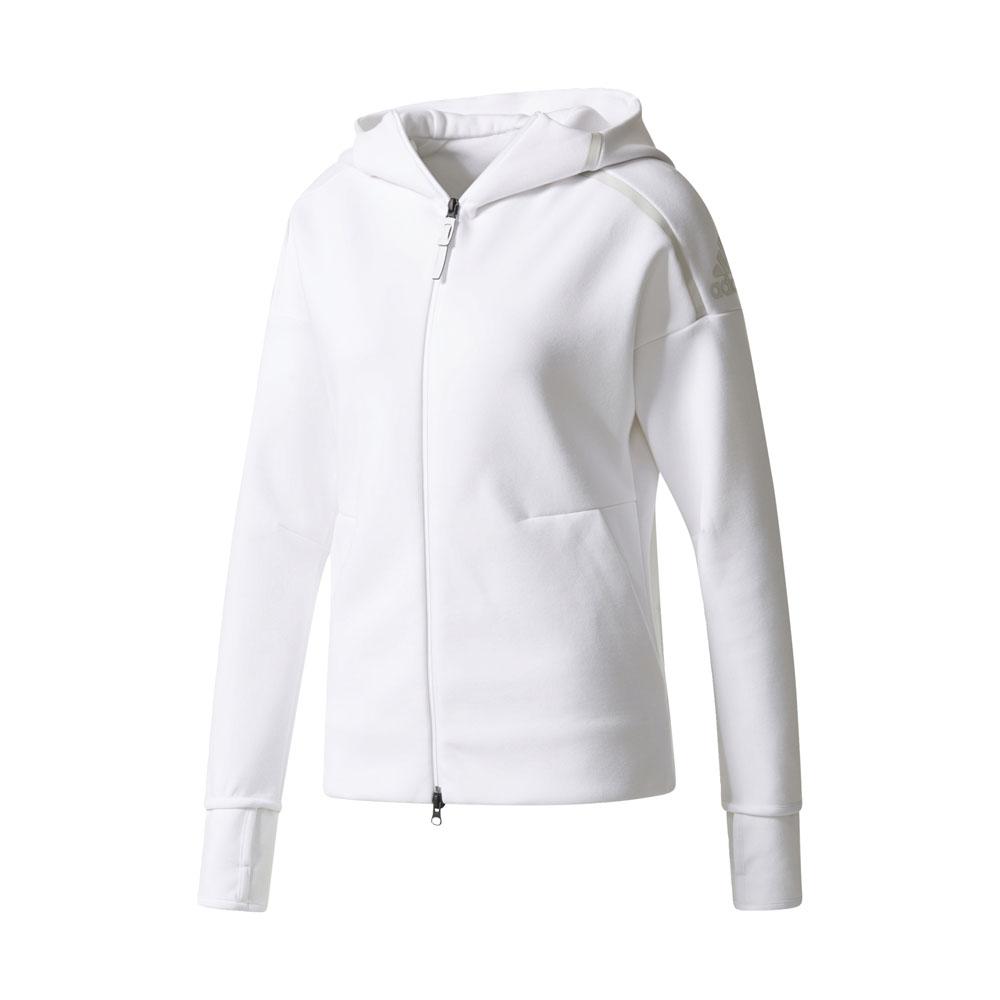 Neuen Stil adidas Z.N.E Jacke Damen Weiß