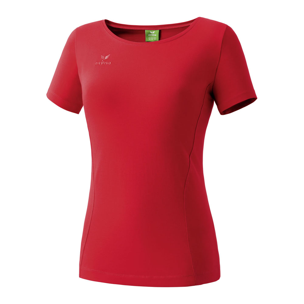c3386153b7df61 Basic Style T-Shirt Damen. Erima