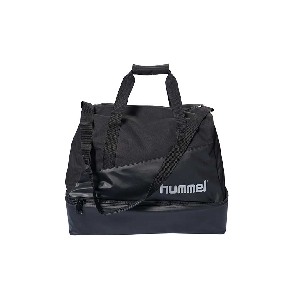 b819ca00845e9 Authentic Charge Fußballtasche. Hummel
