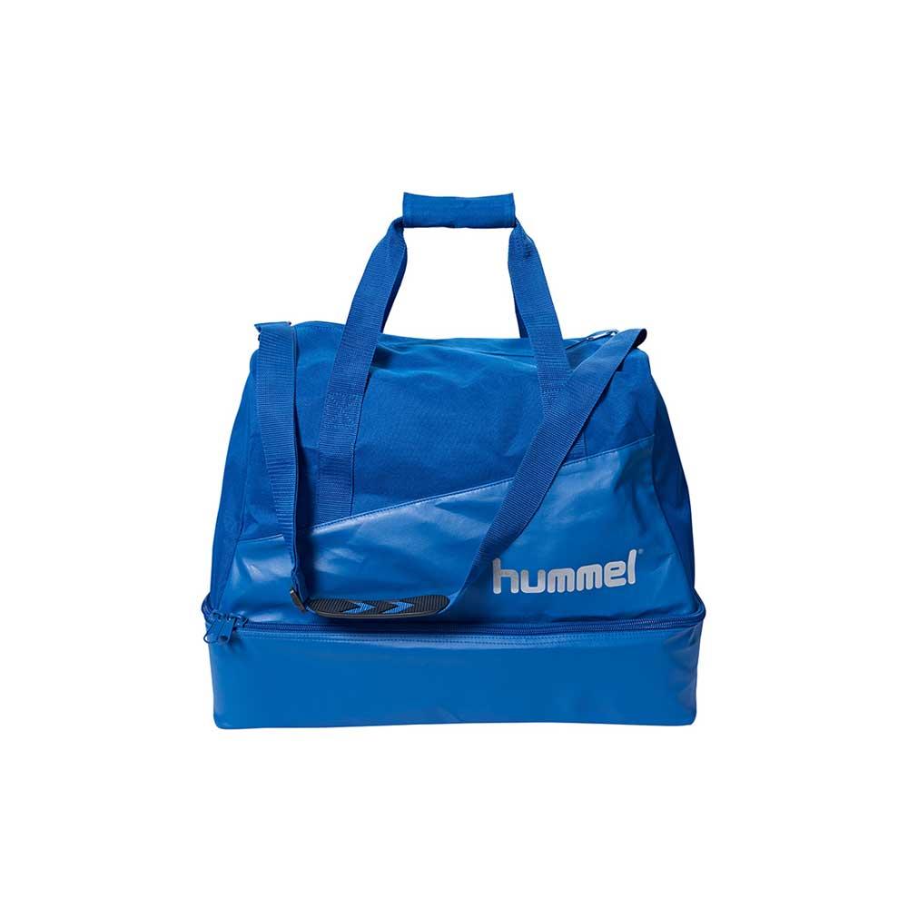 b819ca00845e9 Authentic Charge Fußballtasche. Hummel