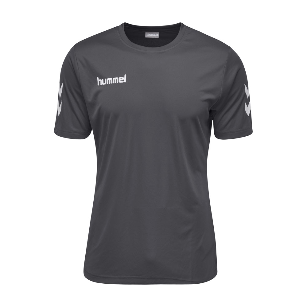 hummel core polyester t shirt 037561525 teamsport philipp. Black Bedroom Furniture Sets. Home Design Ideas