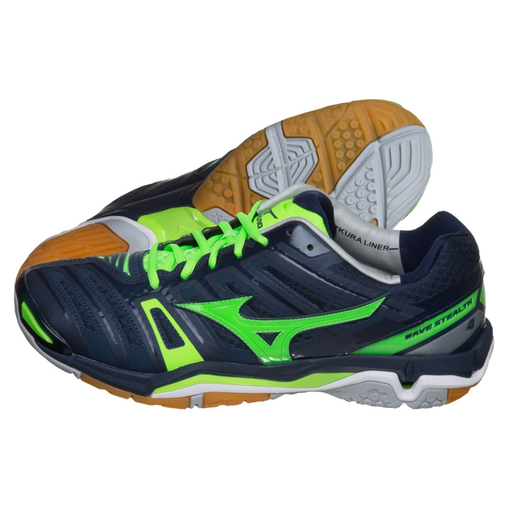 mizuno wave resolute 2014